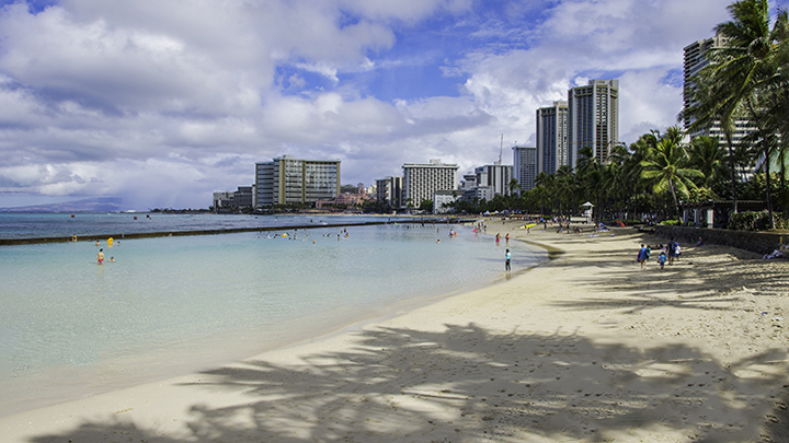 Oahu vacation packages.