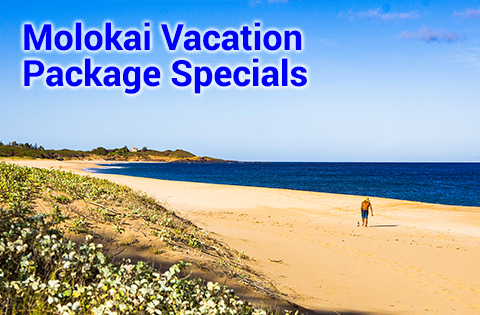 Molokai Vacation Package Specials - B. Inouye 480x315