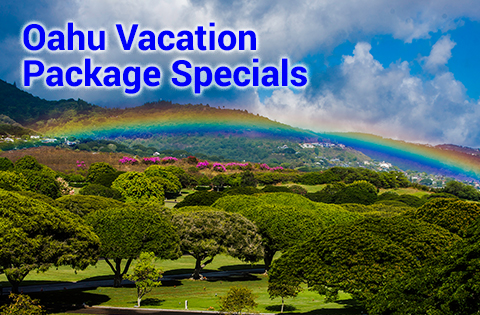 Oahu Vacation Package Specials - B. Inouye 480x315