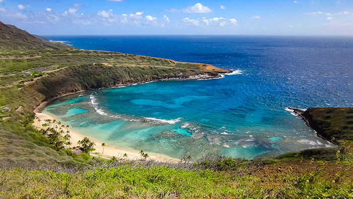 You'll see places like this on our Oahu vacation packages.