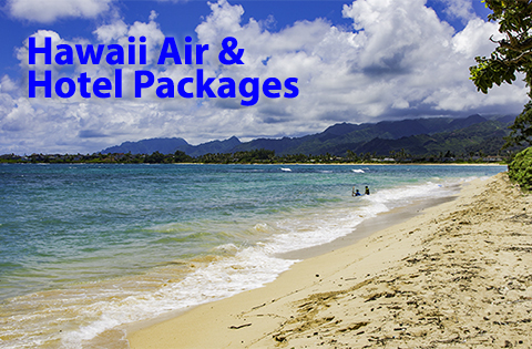 Hawaii Air and Hotel Packages - B. Inouye