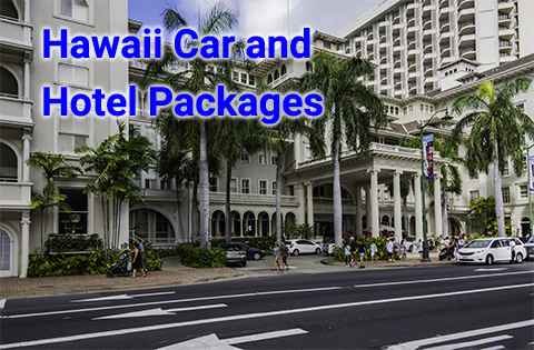 Hawaii Hotel and Car Packages - B. Inouye