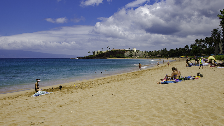 Visit one of the island's most popular beach on Maui vacation packages.