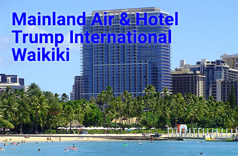 Trump Waikiki 480x315 - Image courtesy of Trump International Hotel Waikiki Sales