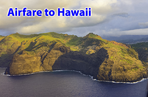 Airfare to Hawaii - B. Inouye