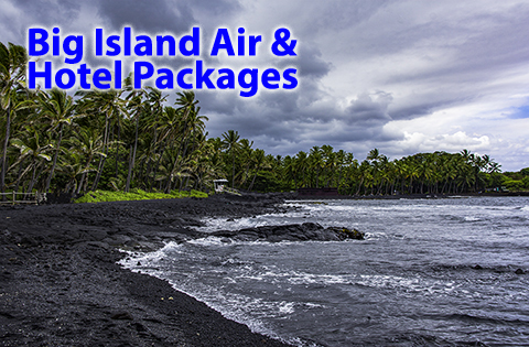 Big Island Airfare and Hotel Packages - B. Inouye