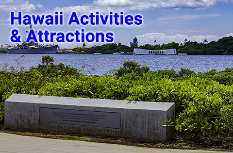 Hawaii Activities & Attractions - B. Inouye
