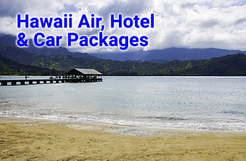 Hawaii Airfare, Hotel and Car Packages - B. Inouye