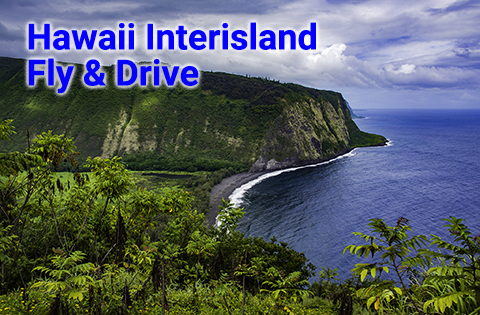 Hawaii Interisland Fly and Drive - B. Inouye