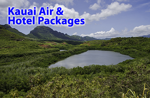 Kauai Air and Hotel Vacation Packages - B. Inouye