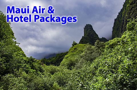 Maui Airfare and Hotel Packages - B. Inouye