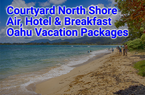 Courtyard North Shore Oahu Vacation Packages 480x315 - B. Inouye