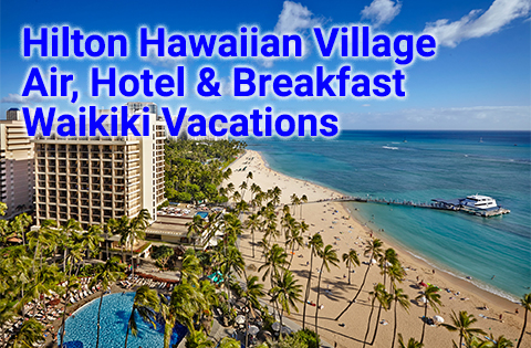 Hilton Hawaiian Village Waikiki Vacation Packages 480x315 - Hilton Hawaii Sales