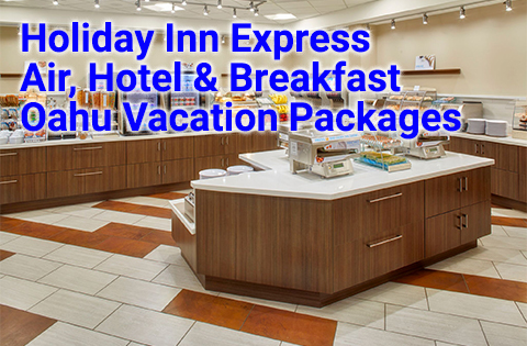Holiday Inn Express Oahu Vacation Packages 480x315 - Holiday Inn Express Waikiki Sales