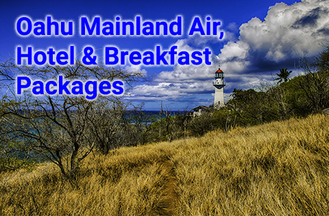 Oahu Air, Hotel & Breakfast Packages 480x315 - B. Inouye