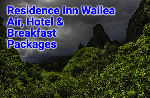 Residence Inn Wailea Air, Hotel & Breakfast Maui Vacation Packages 480x315 - B. Inouye