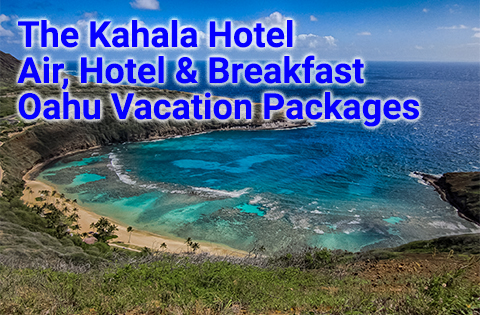 The Kahala Hotel Air, Hotel & Breakfast Oahu Vacation Packages 480x315 - G. Mau